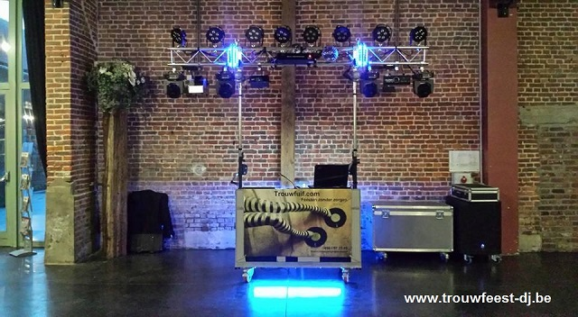 Mobiele Discobar voor Trouwfeest - Personeelsfeest of Bedrijfsevent