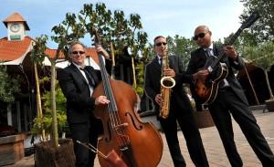 Trouw acts: Jazzband op uw receptie.