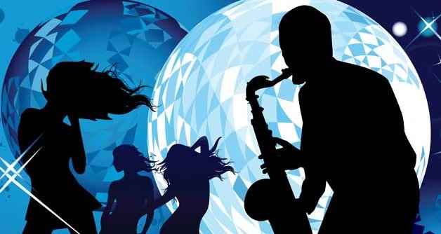 Saxofoon op uw Trouwfeest.